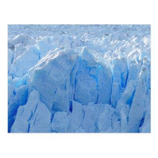 Ice in Antarctica Postcard