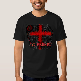 ICE It IS Finished  (All profits to ICE Ministry) T-shirt