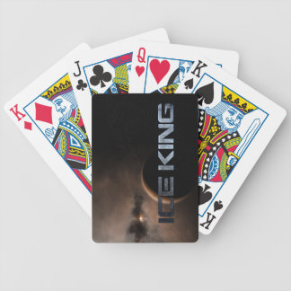 ICE KING BICYCLE PLAYING CARDS