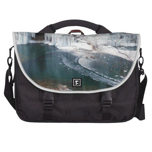 Ice Laptop Messenger Bag