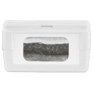 Ice layers ice chest