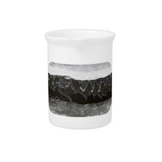 Ice layers pitchers
