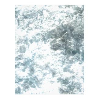 Ice Letterhead