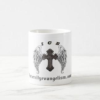 ICE Logo Mug (All profits to ICE Ministry)