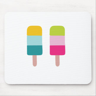 Ice lolly dream mouse pad