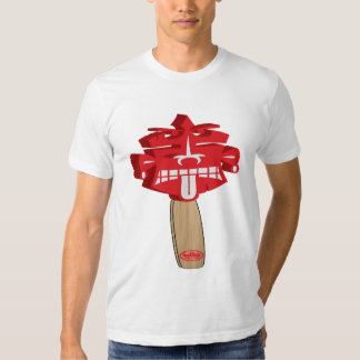 ice-lolly monster head by rogers bros tee shirt