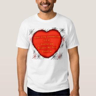 ICE -loving u Tshirt(All profits to ICE Ministry) Shirt