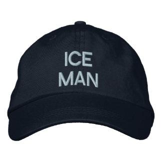 ICE MAN CUSTOMIZABLE CAP by eZaZZleMan.com