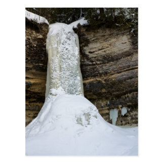 Ice Monolith Postcard