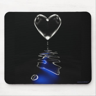 Ice of Hearts Mouse Pad