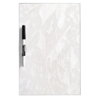 Ice on the ground dry erase board