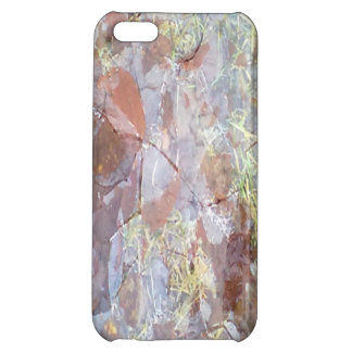 Ice on the ground iPhone 5C covers