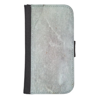 Ice on the ground phone wallet