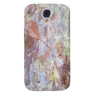 Ice on the ground samsung galaxy s4 cover