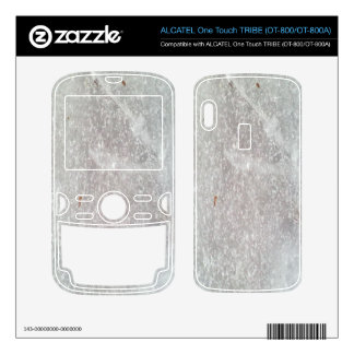 Ice on the ground ALCATEL tribe skins