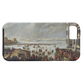 Ice on the Lagoon iPhone 5 Covers