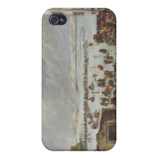 Ice on the Lagoon iPhone 4 Covers