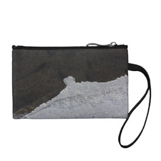 ice on the river coin purse