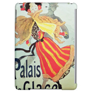 Ice Palace', Champs Elysees, Paris, 1893 Case For iPad Air