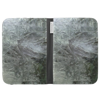 Ice pattern kindle 3G cover