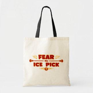 Ice Pick Tote Bag