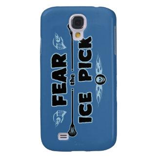 Ice Pick - blue Galaxy S4 Cases