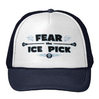 Ice Pick - blue Trucker Hat