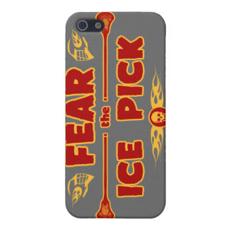 Ice Pick iPhone 5 Cover