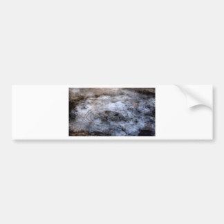 Ice picture bumper stickers