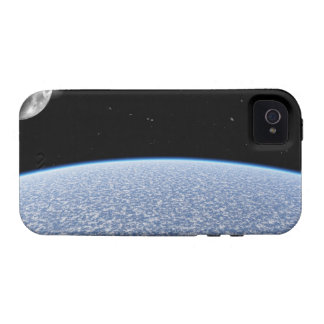 Ice Planet Vibe iPhone 4 Cases