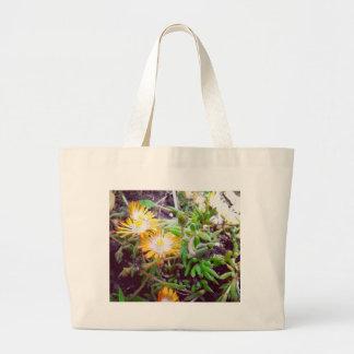 Ice Plant Jumbo Tote Bag