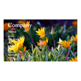 Ice Plant Double-Sided Standard Business Cards (Pack Of 100)