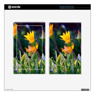 Ice Plant Kindle Fire Decal