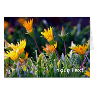 Ice Plant Stationery Note Card