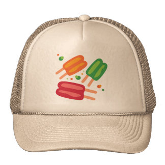 Ice Pops Trucker Hat