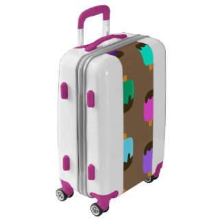 Ice pops luggage