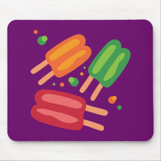 Ice Pops Mouse Pad