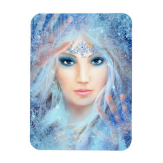 Ice Princess Flexi Magnet