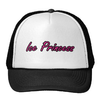 Ice Princess Trucker Hats