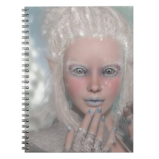Ice Princess Notebook
