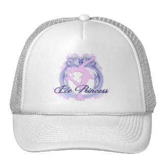 Ice Princess Pink/Purple Mesh Hats