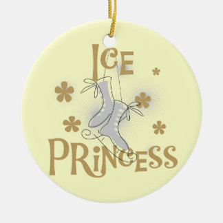 Ice Princess T-shirts and Gifts Christmas Ornaments