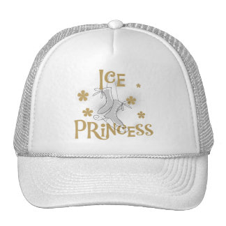 Ice Princess Tshirts and Gifts Trucker Hat