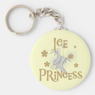Ice Princess Tshirts and Gifts Keychain