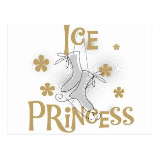 Ice Princess Tshirts and Gifts Postcard
