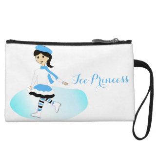 Ice Princess Wristlet Wallet