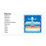 Ice Queen Double-Sided Standard Business Cards (Pack Of 100)