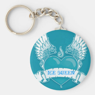 """""""ICE QUEEN' Key Chain"""
