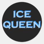 ICE QUEEN STICKERS