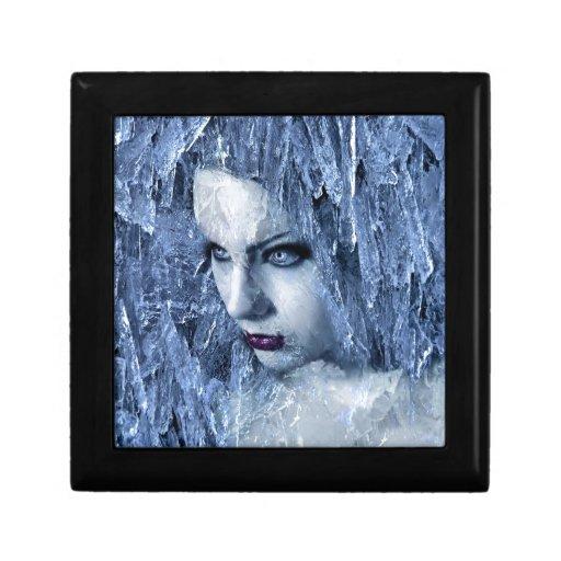 ice queen trinket boxes